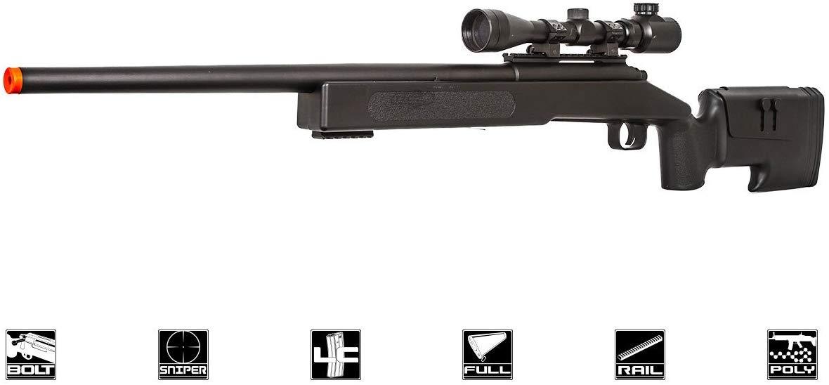 ASG & AK Sniper airsoft