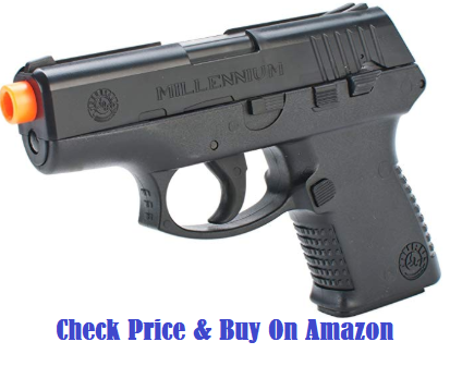 Top 3 Spring Airsoft Pistol