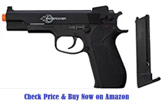 Best Spring pistol name firepower 45 metal slide airsoft