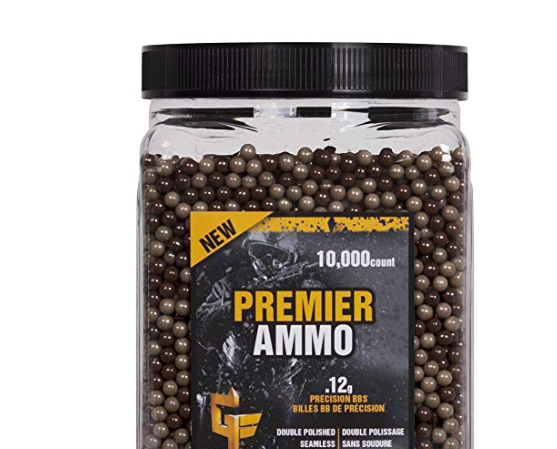 Best Airsoft bbs for crossman 1000 count airsoft bbs