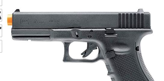 Elite Force Glock 17 Gen4 GBB Blowback 6mm BB Pistol Airsoft Gun
