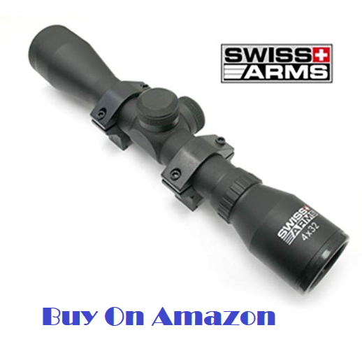 Soft air swiss scope for airsoft