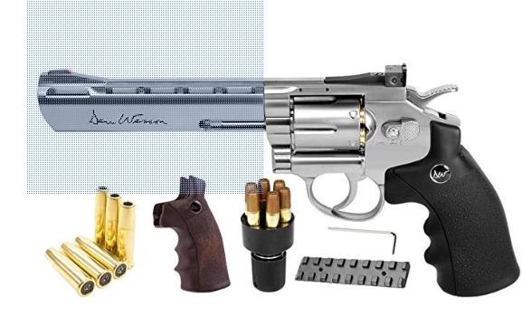 Dan Wesson CO2 BB Dual Ammo,