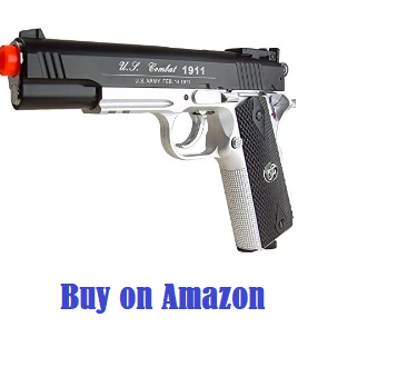 Best CO2 Airsoft Pistols