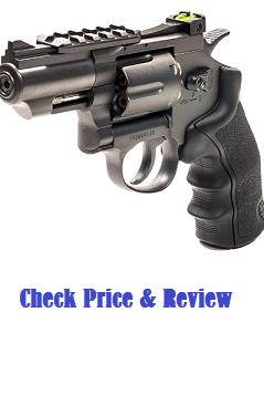 Black Ops 2.5-inch Exterminator Airsoft Pistol