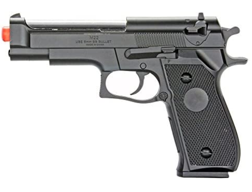 BBTac Airsoft Pistol  Reviews