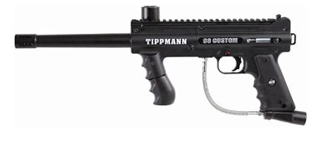 Tippmann 98 Custom Platinum Series Paintball Gun Full Review