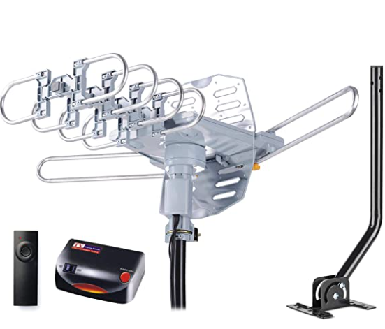 ngbingding PBD WA-2608 Digital Amplified Outdoor HD TV Antenna