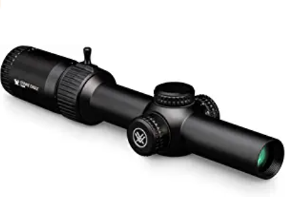 Vortex Optics Strike Eagle Second Focal Plane Riflescopes