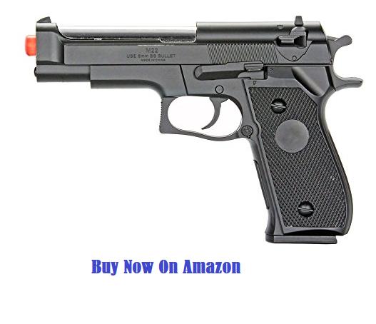 BBTAC Airsoft Pistol for Spring Airsoft Pistol