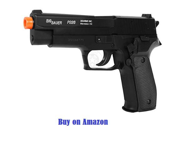 Best String gun sig sauer p226 metal