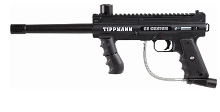 Tippmann 98 Custom Platinum Series Paintball Gun Full Review