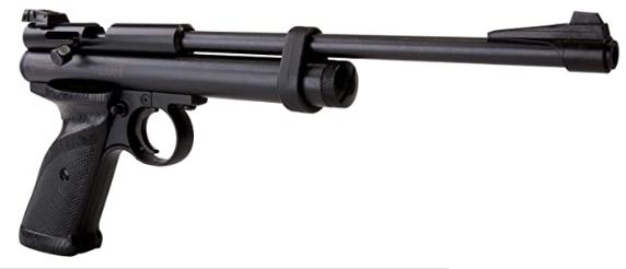 Crosman 2300T .177-Caliber Pellet Target Air Pistol