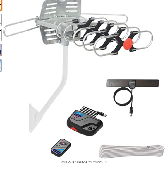 Best Outdoor TV Antenna For Rural Areas 2020