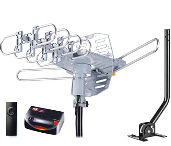 ngbingding PBD WA-2608 Digital Amplified Outdoor HD TV Antenna